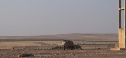 هل قتل ضباط اسرائيليون يقاتلون مع داعش؟