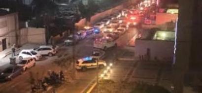قتيلان في اطلاق نار في تل ابيب