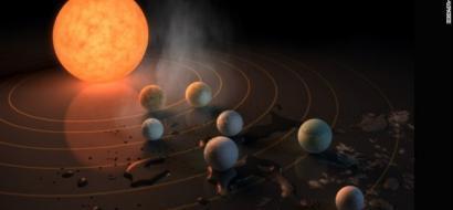 اكتشاف 7 كواكب بحجم الأرض.. والحياة محتملة على بعضها!