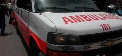 8 إصابات في حادث سير