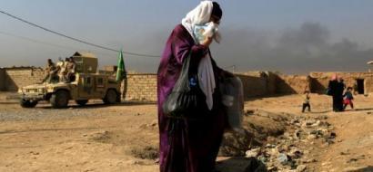 """""""هيومن رايتس"""" توثق حالات تعذيب عراقيات على يد """"داعش"""""""
