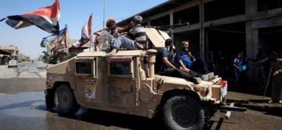 """""""داعش"""" يلفظ أنفاسه الأخيرة في الموصل القديمة"""