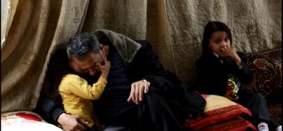 """خاص لـ """"وطن"""" بالفيديو .. اللاجئون السوريون في غزة بانتظار تلبية الرئيس لوعوده"""