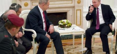 روسيا تستدعي السفير الإسرائيلي
