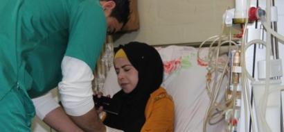 """خاص لـ""""وطن"""" بالفيديو .. الخليل : مريضة بالفشل الكلوي تناشد وزير التربية للعودة إلى الدراسة"""