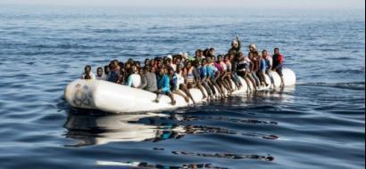 إنقاذ أكثر من 8000 مهاجر خلال 48 ساعة في المتوسط