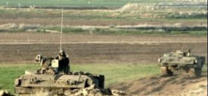 قوات الاحتلال تطلق النار صوب الأراضي شرق القطاع