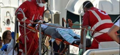 انقاذ مئات المهاجرين بينهم عشرات الأطفال في البحر المتوسط