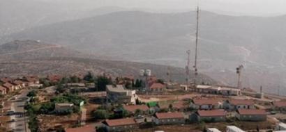 الاتحاد الأوروبي يدعو لوقف الاستيطان في الضفة الغربية