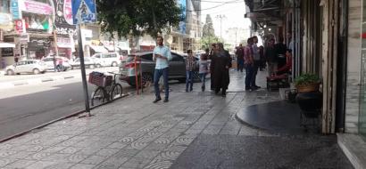 """غزة: كاميرا """"وطن"""" تستطلع آراء العمال في عيدهم حول أوضاعهم المعيشية"""
