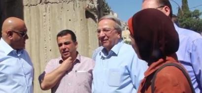"""خاص لـ""""وطن"""" بالفيديو .. الاحصاء يطلق فعاليات التعداد العام في نابلس"""