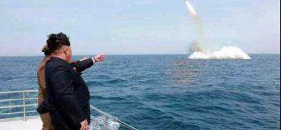 استعدادات في كوريا الشمالية لاطلاق صاروخٍ جديد