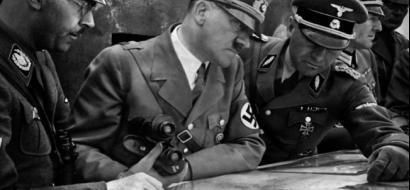 """تفاصيل جديدة عن """"آخر دقائق هتلر"""""""