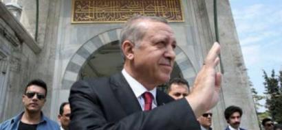 اردوغان يعلن أن تركيا قد تجري استفتاء على عضوية الاتحاد الاوروبي
