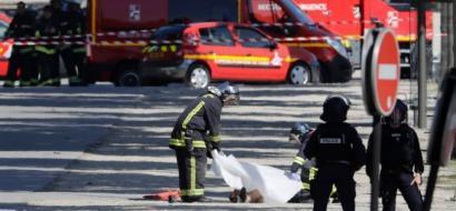 منفذ عملية الصدم في باريس، اسلامي متشدد