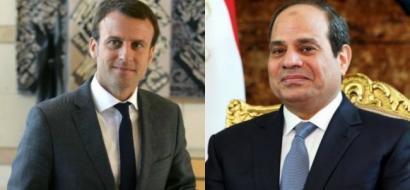 ماركون سيناقش مع السيسي واقع حقوق الانسان في مصر