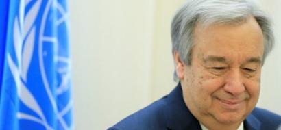 الامين العام للامم المتحدة يعارض المناطق العازلة في سوريا