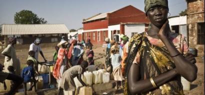 حكومة جنوب السودان تعلن المجاعة في عدة مناطق من البلاد