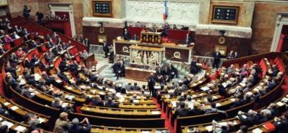 مسحة انثوية على البرلمان الفرنسي