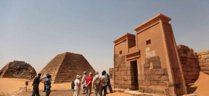 محاولة سودانية لانعاش السياحة