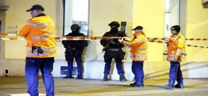إصابة شرطيين في حادث إطلاق نار في سويسرا