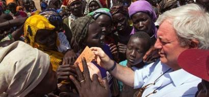 20 مليونا يواجهون خطر الموت جوعا