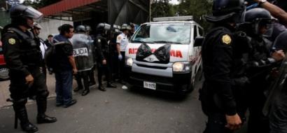 مقتل 21 فتاة بحريق في ملجأ للأطفال في غواتيمالا