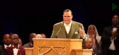 فيديو .. زعيم حركة إسلامية أمريكية يطالب بولاية أو إقليم للسود