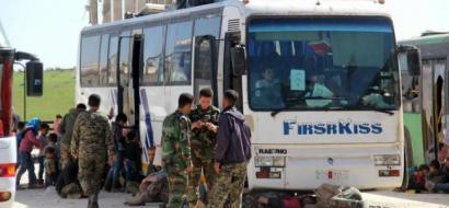 الإفراج عن قطريين في العراق مقابل إجلاء محاصرين بسوريا