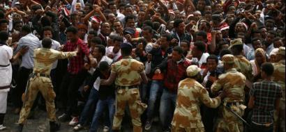 اضطرابات في إثيوبيا تسفر عن سقوط 669 قتيلا بينهم افراد أمن