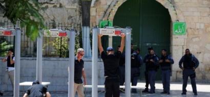 انقسام في الجهاز الأمني الإسرائيلي بشأن البوابات الالكترونية