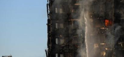 إخلاء أبراج سكنية في لندن ومخاوف من تكرار كارثة الحريق في 34 بناية