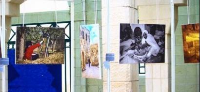 """خاص لـ""""وطن"""" بالفيديو .. نابلس : """"احكيلي عن بلدي"""" يجسد فلسطين بالصور الفتوغرافية"""