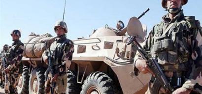 الدفاع الجزائرية تعلن مقتل تسعة مسلحين