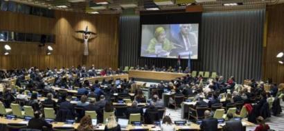 الأمم المتحدة تبدي استعدادها لدور الوسيط بين الفلسطينيين وإسرائيل