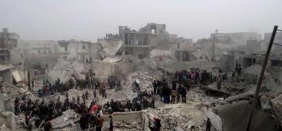 روسيا: المساعدات الأمريكية الأوروبية العاجلة للرقة مقلقة