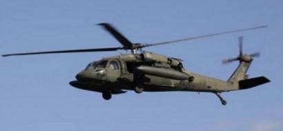 """اسقاط طائرة سعودية من طراز""""بلاك هوك"""" في اليمن"""
