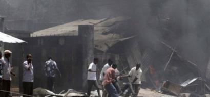 اصابة القائم بالاعمال القطري بجروح في تفجير مقديشو
