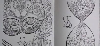 """خاص لـ""""وطن"""": بالفيديو.. الخليل: آلاء تحول رسوماتها إلى كتب تباع بالمكتبات"""