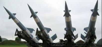 تفاصيل معركة الصواريخ  الاسرائيلية و الصواريخ السورية