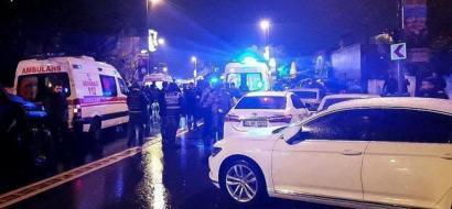 39 قتيلاً وعشرات الاصابات في هجوم مسلح باسطنبول