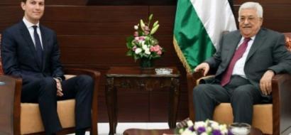 المبعوثان الاميركيان يلتقيان نتنياهو والرئيس عباس