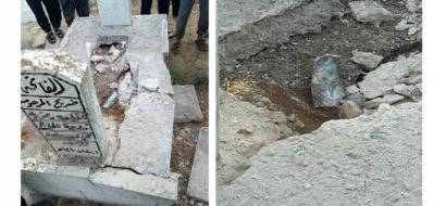 سقوط 5 قذائف على مدينة الرمثا الأردنية من سوريا
