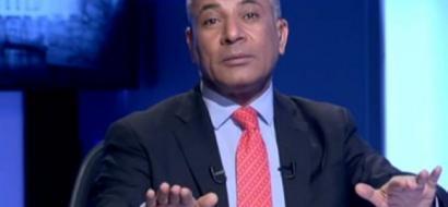"""إيقاف الإعلامي المصري المثير للجدل أحمد موسى عن العمل بسبب """"تسجيل الواحات"""""""