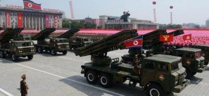 """عسكري أمريكي يحذر من تهديد """"لا يمكن تخيله"""" في الأزمة مع كوريا الشمالية"""