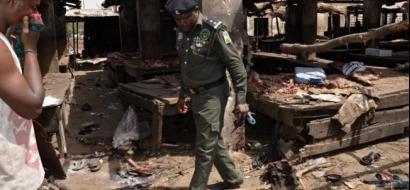 نيجيريا: مقتل 27 شخصا في هجوم انتحاري نفذته 3 فتيات