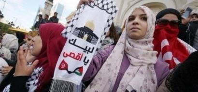 """تونس: حملة """"المليون توقيع"""" لتجريم التطبيع مع إسرائيل"""