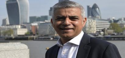 عمدة لندن يطالب بالغاء استقبال ترامب في بريطانيا