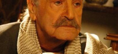 وفاة الفنان السوري رفيق سبيعي
