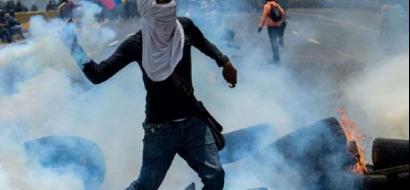 بالصور.. اعمال شغب في فنزويلا
